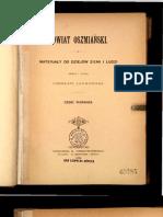 Czesław Jankowski, Powiat Oszmianski 1/4, 1896