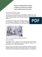 RECONSTRUCCIÓN Y AUTOMATIZACIÓN DEL SISTEMA