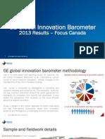 GE Global Innovation Barometer