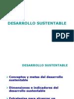 DIMENSIONES DESARROLLO SUSTENTABLE