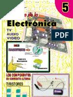 El Mundo de la Electrónica 5 - Componentes De Corriente Alterna.pdf