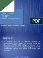 Lenguaje Script