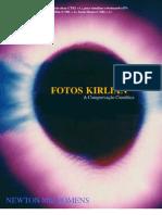 Fotos Kirlian a Comprovacao Cientifica Newton Milhomens