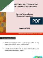 CRIATIVIDADE NO COTIDIANO DO ACS - Cópia - Cópia