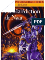 Loup Solitaire 20 - La Malediction de Naar