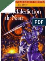 Loup Solitaire 20 - La Malediction de Naar