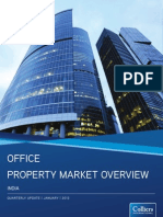 India Office Property Market Overview_jan 2013