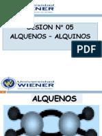SESION_5_-_ALQUENOS-ALQUINOS
