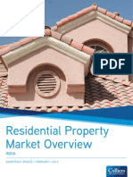 India Residential Property Market Overview_feb 2013