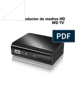 Western Digital WD TV HD Media Player