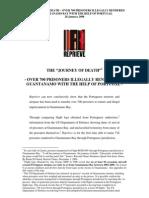 Reprieve Journey of Death Guantanamo Portugal
