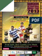 Bangkok International Rugby Tens 2013