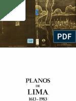 Planos de Lima. 1613-1983 - Juan Gunther Doering
