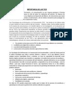IMPORTANCIA DEL USO RESPONSABLE DE LAS TICS.docx