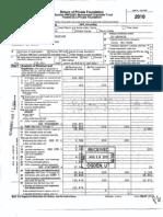 Lifeline Humanitarian Organization of Chicago - 2010 Form 990