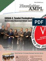 Newsletter AMPL Edisi EASAN Tahun 2012