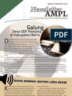 Newsletter AMPL Edisi September 2012