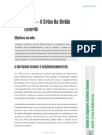 crise da dívida externa