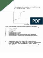 JC2 Ionic Equilibrium Question