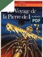 Loup Solitaire 21 - Le Voyage de La Pierre de Lune