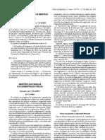 Decreto Lei 65-A-2011, 17 de Maio