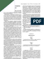 Decreto-Lei, 305-2009, 23 de Outubro