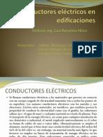 Conductores Electricos en Edificaciones.