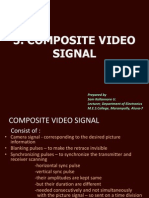 Composite Video Signal