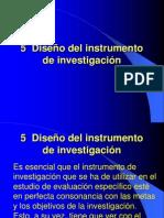 Instrumentod de Investigacion