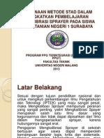 Penggunaan Metode Stad PPT