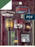 Sterner Lighting Overview Brochure 1987