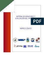 Sistema de Monitoreo y Evaluacion Del Proyecto