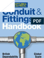 Conduit & Fittings Handbook
