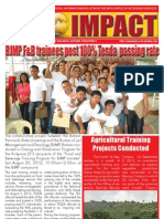Impact July - September 2012
