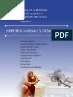 127041813 Maria Julia Bertomeu Ed Republicanismo y Democracia
