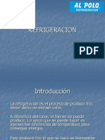 REFRIGERACION Power Point Explicativo