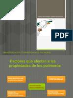 CARACTERIZACIÓN Y TRANFERENCIA DE POLÍMEROS