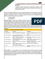 Organizational Behavior I - Chapter 2