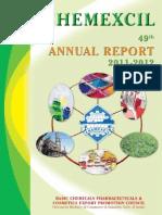 Annual Report 49th Web - Chemexcil