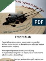 Pantang Larang Pelbagai Kaum Di Malaysia (Kump 2)