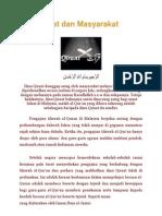 Ilmu Qiraat Dan Masyarakat Malaysia