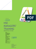 Managers' Training