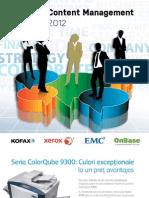 Content Management 2012