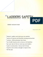 Ladders Safety