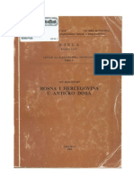 Ivo Bojanovski - BIH u Anticko Doba