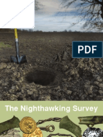 Night Hawking Survey