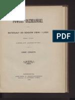 Czesław Jankowski, Powiat Oszmianski, 1900 4/4