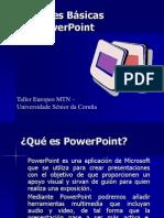 Sesión TIC MTN - PowerPoint