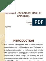Industrial Devlopment Bank of India(IDBI)
