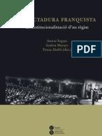 La Prensa Anarquista y El Mito Franquista de La Reconciliacion Nacional